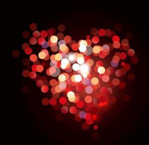 Valentine-Bokeh-Heart-Shaped-Light-Background