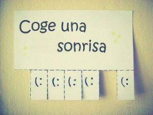 coge-sonrisa